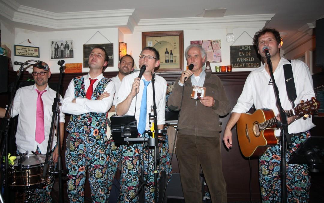 De Slechte Band uit Leiden maakt Bierceedee!