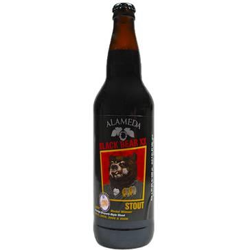 Alameda – Black Bear Xx Stout 65cl